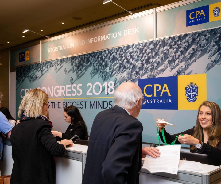 CPA Congress Conference Photography
