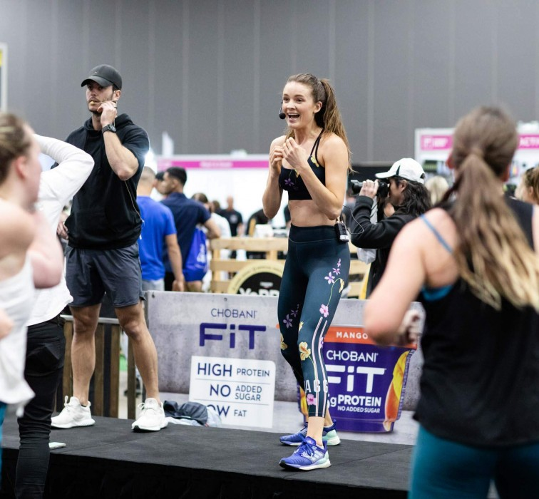 Melbourne Fitness Show Event Photography