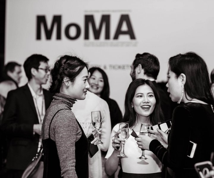 MoMA Exhibition Event Photography