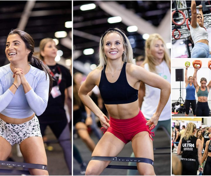 2019 Sydney Fitness Show Photography