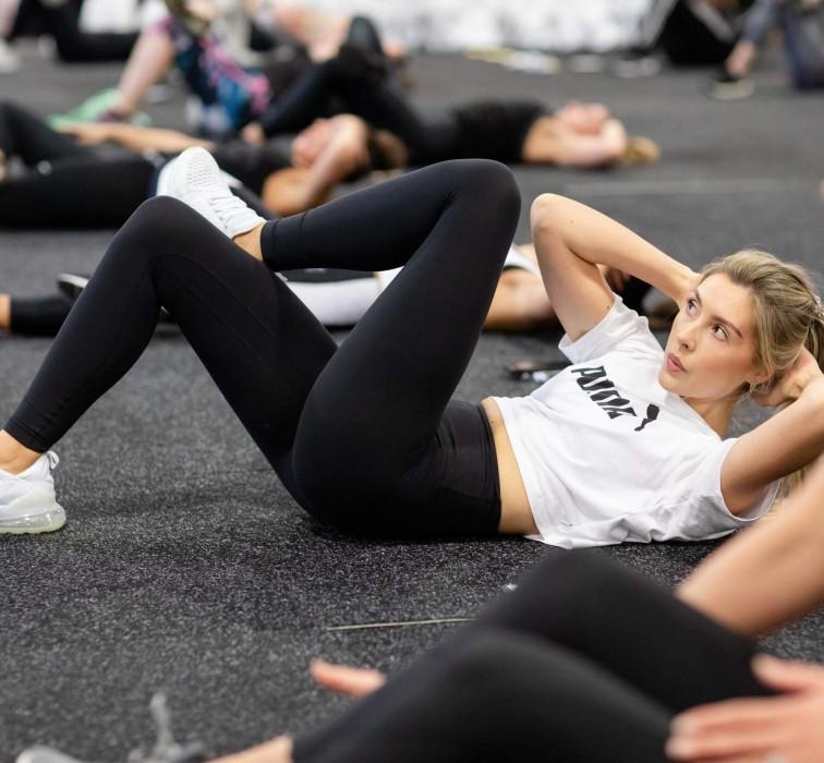 2019 Sydney Fitness Show Photography