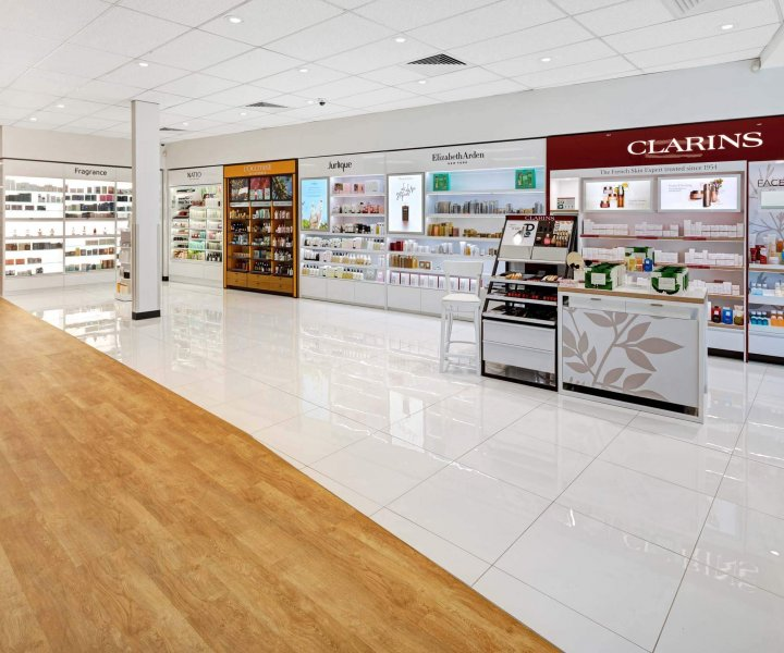 New Store Interior Photography