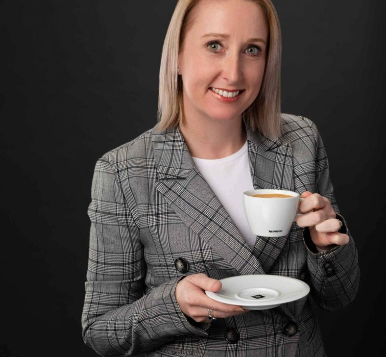 Nespresso Professional Portraits Melbourne