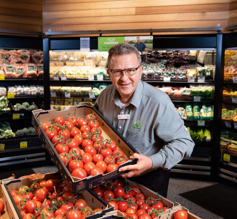 Woolworths People Photography